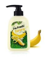 Лосьон для тела БАНАН I'm Fresh Body Lotion 3W Clinic, 500 мл
