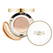DEOPROCE Тональный крем NO.23 DEOPROCE UV WATERFUL CUSHION NO.23