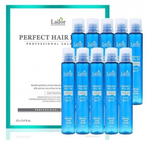 Lador Филлер для восстановления волос Perfect Hair Filler 13ml x 10