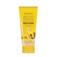 Скраб для тела Deoproce Relief Perfume Body Scrub Wash - Sunflower Oil
